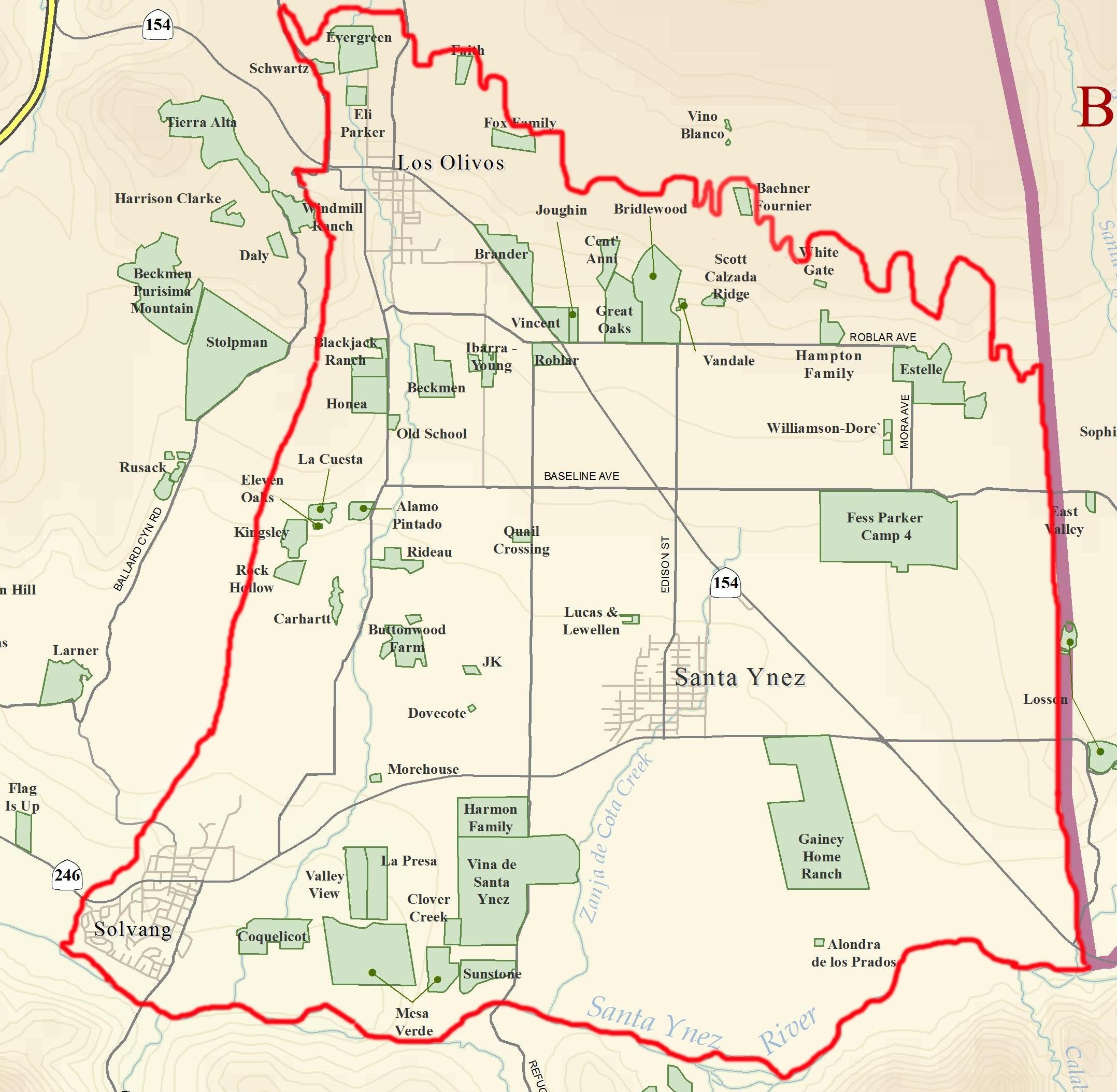 los-olivos-map-ava Santa Ynez Winery Map on new hampshire winery map, healdsburg ca winery map, north georgia winery map, woodinville winery map, el dorado county winery map, missouri winery map, san ynez winery map, monterey winery map, ohio winery map, willamette valley winery map, los olivos wine map, solvang wine map, ramona winery map, southern arizona winery map, buellton winery map, paso robles winery map, healdsburg area winery map, san luis obispo winery map, ojai winery map, central coast winery map,